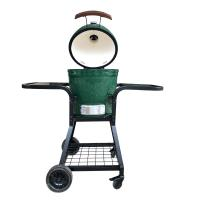 Quality Outdoor Kamado Barbecue Grill Smoker With Air Vent For Heat Control wholesale