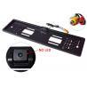 Buy cheap Car Rear View Camera EU European License Plate Frame Waterproof Night Vision from wholesalers