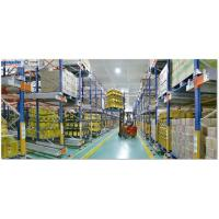 Quality Warehouse High Density Cold Storage System Large Capacity Customized Color wholesale