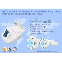 China 40khz Ultrasonic Weight Loss Cavitation Body Slimming Machine Face Lift For Celulite And Fat Reducing on sale
