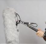 "Quality 7'2"" portable Telescopic carbon fiber boom pole microphone stage pole wholesale"