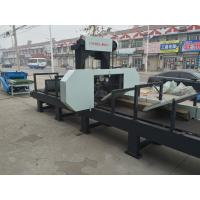 Buy cheap Band Saw Machine for Wood Cutting,Portable Saw Mill,Wood Working Machine from wholesalers