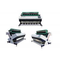 Quality AMD CCD Grain Color Sorter Machine With Intelligent LED Control System wholesale