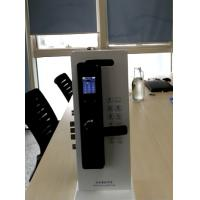 Quality Smart Face Recognition Door Lock With Handle , Password And Palm Vein wholesale