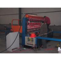 China Pneumatic Construction Reinforced Mesh Welding Machine For Civil Building Beam Floor on sale