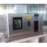 Quality Desktop constant temperature and humidity testing chamber manufacturer for sale