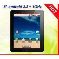 China A8 Tablet PC 512m+4GB Hard Disk 8inch Smart 2.2 System on sale