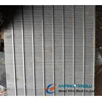 Quality Wedge Wire Screen Flat Panels(0.05-10mm), High Strength&Long Lifespan wholesale