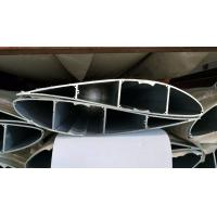 Quality Industial 6061T6 OEM Aluminum Extrusion Blade with Natural Anodized wholesale