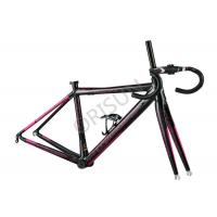Quality Ladies / Womens Aluminum Bike Frame Internal Cable Routing With 700C Wheels wholesale
