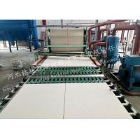Quality Acoustical Mineral Fiber Ceiling Panel Manufacturing Machine With Turn Key Project wholesale