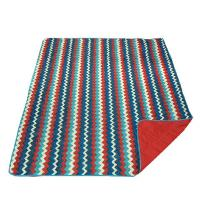 Quality balanket Waterproof Soft Quilt Blanket For Camping , Quilted Picnic Blanket wholesale
