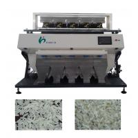China High-End 2048 Pixel LED CCD Color Sorter Machine for Rice on sale