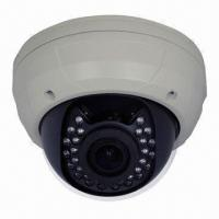 Quality Low Light Vandal-resistant IR Camera with Flexible Viewing Angle, OSD Over RS485  wholesale