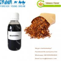 Quality Black&Mild flavor China best E-liquid USP grade PG based high concentrate Tobacco aroma for E-juice wholesale