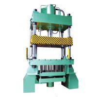 Quality Y32 Series Automatic Hydraulic Press Machine  Four Column Rated Force 1000 - 8000KN wholesale