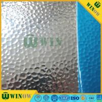Quality Durable Aluminium Embossed Sheet High Hardness For Building Cooking wholesale