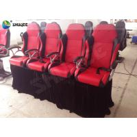 Quality Exclusive 4D Motion Cinema Chair 4D Theater Seating For 4D Movie Theater wholesale