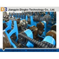 China 12 Groups Rollers C Channel Roll Forming Machine for Store Fixture on sale