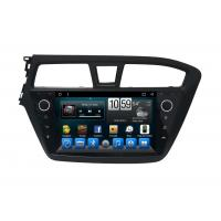 Quality Android 7.1 2 Din Car Radio Hyundai DVD Player Bluetooth GPS Head Unit for I20 wholesale