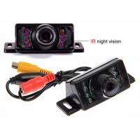 Buy cheap Universal Car parking Backup camera Front Form Cam IR Lights Night Vision HD CCD from wholesalers