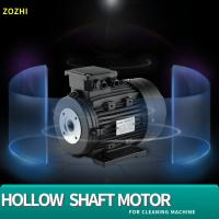 Quality 5.5KW Electric Hollow Shaft Motor Aluminum 112M2-4 For High Pressure Car Cleaner wholesale