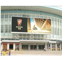 Quality Soundboss P31.25 outdoor full color LED electronic sign board with CE&ROHS approved wholesale