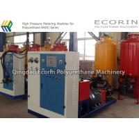 Buy cheap PU Block Panel / Pipeline Filling Polyurethane Casting Machine TUV Certification product