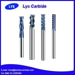 Quality 2 flutes HRC45, HRC55-58, HRC60  tungsten carbide end mill wholesale