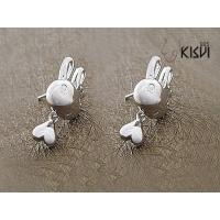 Quality Fashion Jewelry 925 Sterling Silver Earring W-VB1014 wholesale
