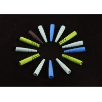 Quality Polishing Optic Plastic Moulded Components In Rainbow Color 7 Color wholesale