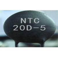 Quality 20mm NTC Power Thermistor 20D , Semiconductor Ceramic Element wholesale