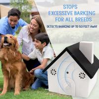 Quality Waterproof Bird House Ultrasonic Dog Trainer Outdoor Anti Barking Device wholesale