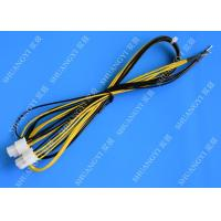 Tin Plated Brass Pin Cable Harness Assembly 4.2mm Pitch For Electronics