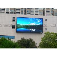 Quality IP65 Outdoor Full Color LED Display Waterproof Led Display High Brightness wholesale