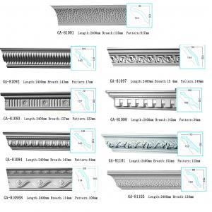 Quality polyurethane decorative moulding wholesale