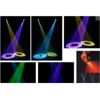 Quality Nightclubs 50 Watt LED Stage Spotlights DMX Rotating Gobo Light wholesale