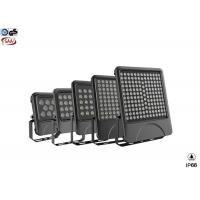 Quality 5000Lm  Commercial Exterior LED Lights , 10W To 200W Small Beam Angle LED High Mast Floodlight wholesale