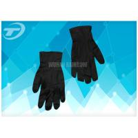 China Customized Size Vinyl Exam Gloves / Anti Static Sterile Latex Gloves on sale