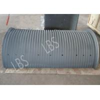 Quality Split Type Lebus Grooved Sleeves with Different Material / Carbon Steel and Stainless Steel wholesale