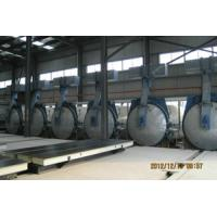 Quality Chemical Industrial Concrete AAC Autoclave Pressure Vessel With Saturated Steam wholesale