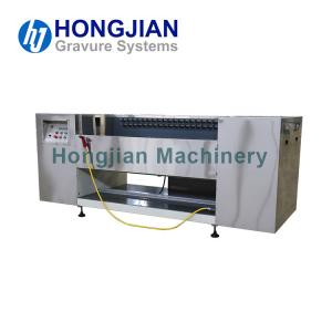 Quality Gravure Cylinder Washing Machine Printing Cylinder Washing Tank Rinsing Tank wholesale