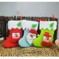 China Christmas Tree Decoration Glove & Sock Shape promotion gift on sale