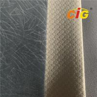 China High quality polyester velour car upholstery fabric/Auto headliner cloth on sale
