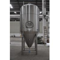 """China 2"""" Polyurethane Insulation Stainless Steel Beer Fermenter For Wort Fermenting on sale"""