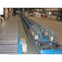 Quality Vacuuming Refrigerator Automated Assembly Line Equipment With Lift Conveyor wholesale