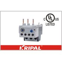 Quality Electromagnetic Relay Motor Protection Thermal Overload Relay UL Approvals wholesale