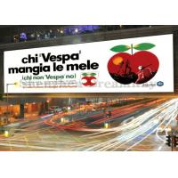 China Full Color Led Billboard Advertising Screen 10mm Pixel Pitch Synchronous Control on sale