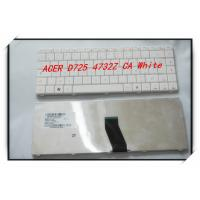 Quality Brand New Laptop Keyboard for Acer D525 D725 Nv40 White Color Us Keyboard wholesale
