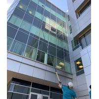 China Made in China telescopic carbon for window cleaning, carbon fibre telescopic water fed pole, glass washing pole on sale